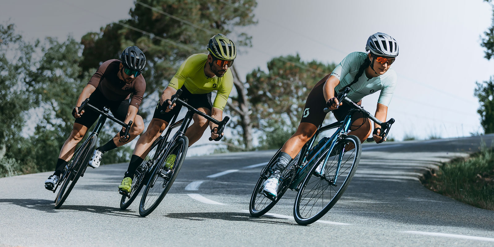 Which Road Bike Is Best For You Scott Sports